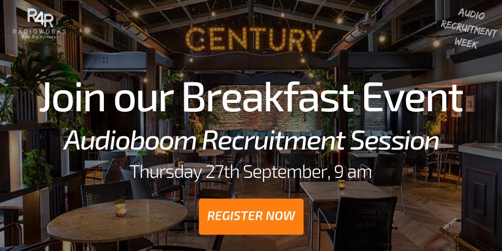 audioboom, recruitment, session