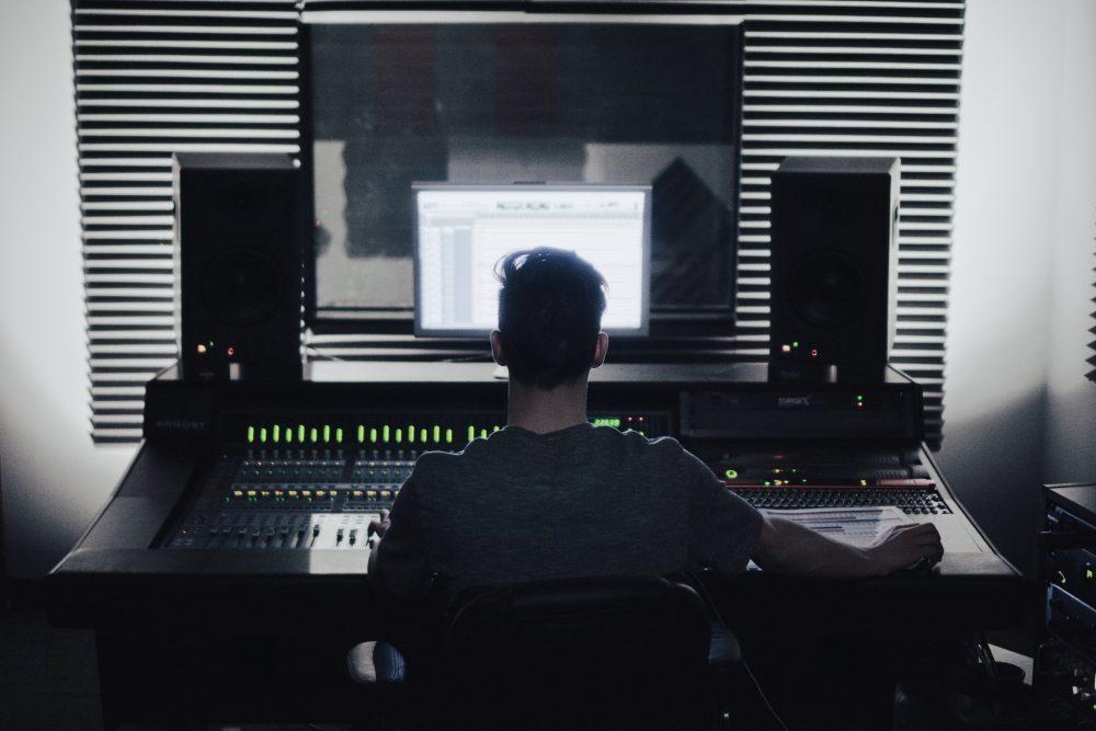 mixer, sound identity