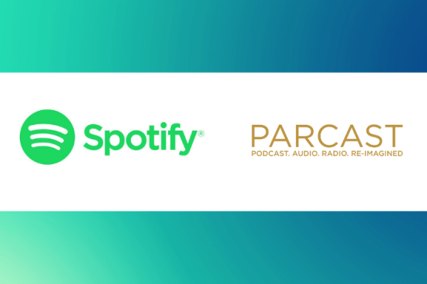 Parcast, spotify