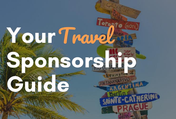 travel sponsorship