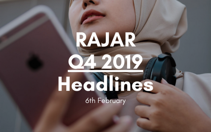 rajar q4 2019