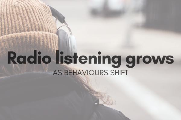 radio listening