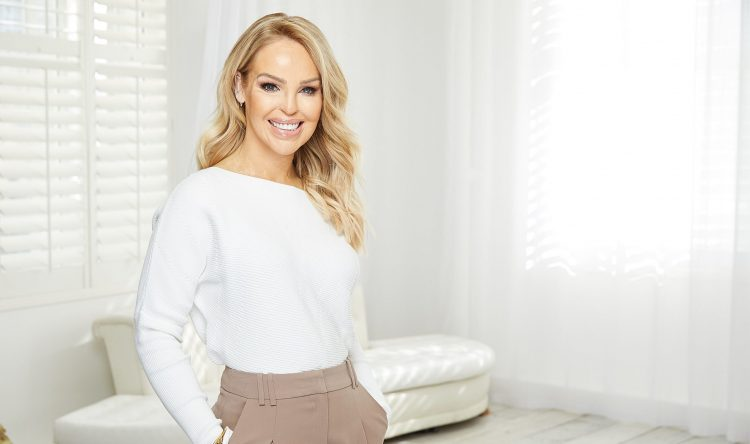 Katie Piper, mental health, 60 Second Support