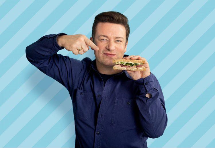 Jamie Oliver, Shell