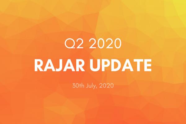 rajar q2 2020