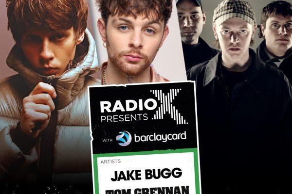 Radio X Presents